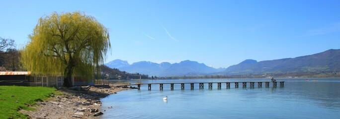 Lac du Bourget, Savoie