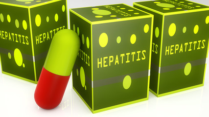 Hepatitis medicines