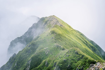 Гора в Сочи