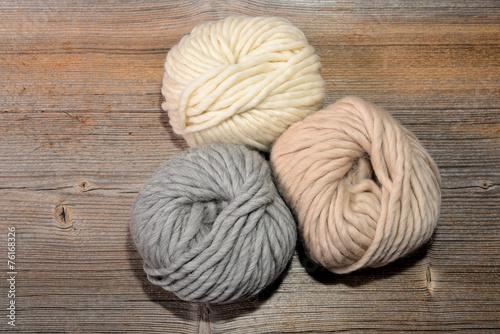 Wolle Handarbeit Stricken - 76168326