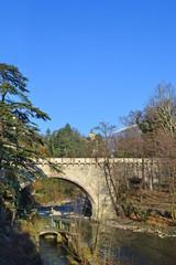 Merano - Ponte romano sul passirio