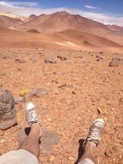 klettern gipfel berge wüste