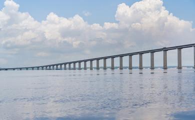 The Manaus Iranduba Bridge, Ponte Rio Negro