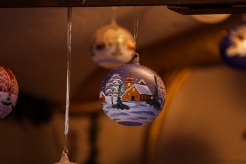 Mercatino di Natale, Vipiteno, Trentino Alto Adige, Italia