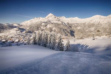 village de crest voland-Savoie