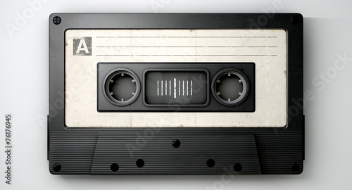 Audio Cassette Tape - 76176945