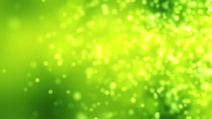Particles Set 14 - Green