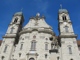 Kloster Einsiedeln – Schweiz