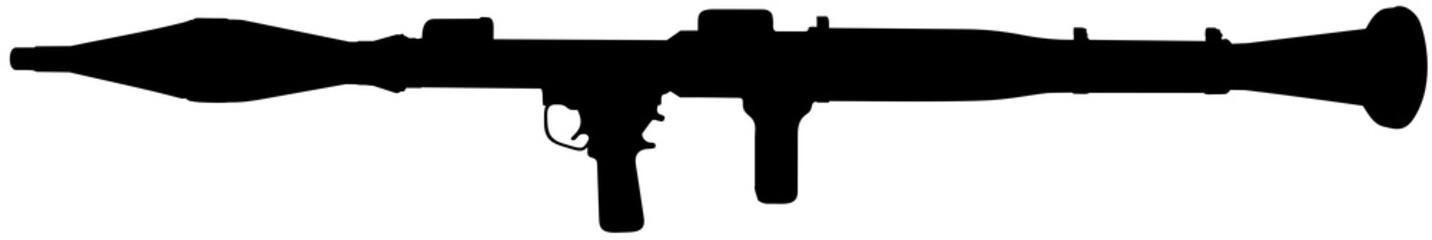 RPG weapon bazooka