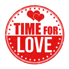 Time for love stamp