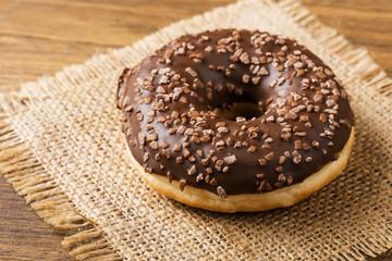 donut on sacking