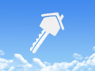 Key to home cloud shape