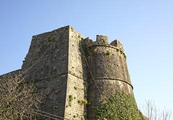 Fortress in Herceg Novi. Montenegro