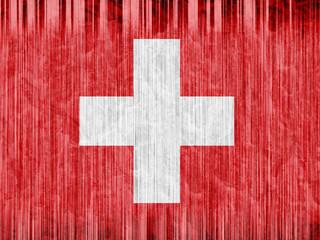 switzerland flag paper texture
