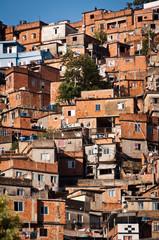 Fragile Residential Constructions of Favela in Rio de Janeiro