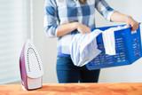 Fototapety Bringing the laundry