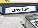 labor law binders poster