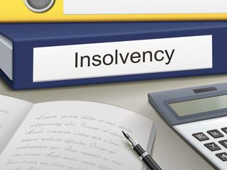 insolvency binders