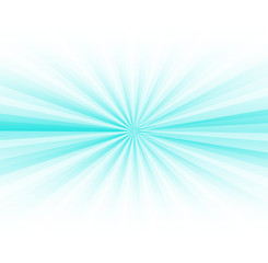 Soft blue ray background