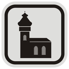 church, frame
