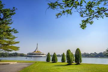 View of Suan Luang Rama 9 public park