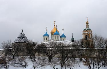 Novospassky monastery