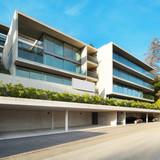 Modern architecture, building