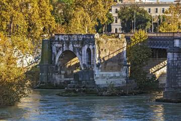 Pons Aemilius, Rome
