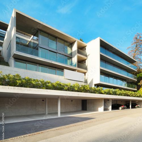 Modern architecture, building - 76192161
