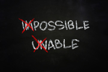 Possibilities Concept