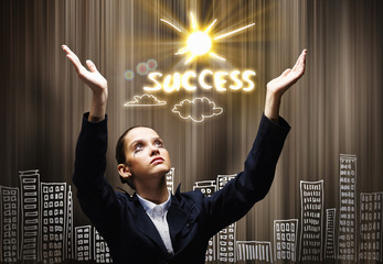 Faith in success