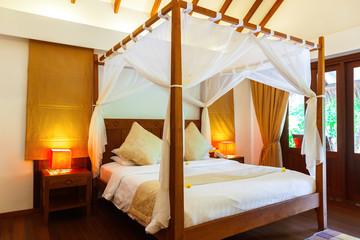 Hotel room at Maldives