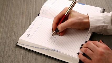 elegant hand writing i love you
