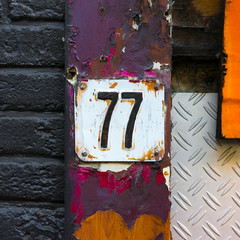 house number 77
