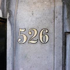 house number 526
