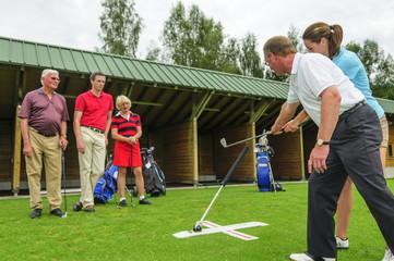 Golf-Schule