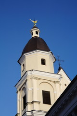 St.Therese's Church bell tower