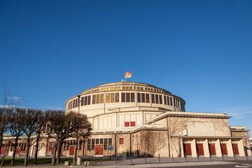 Hala Stulecia - Wroclaw, Poland.