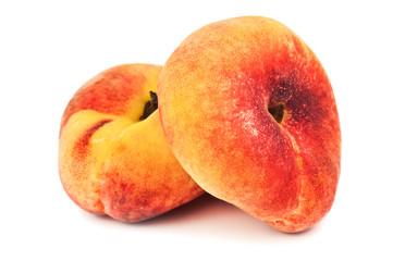 chinese flat peaches