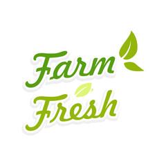 Logotype Farm Fresh