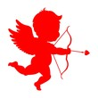 Cupid silhouette - 76210537