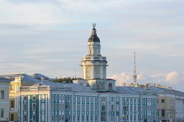 Cabinet of curiosities in St.Petersburg.