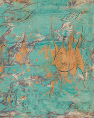 abstract fishes