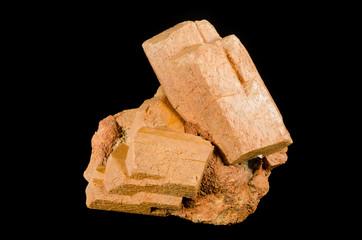 Nice microcline feldspar crystals