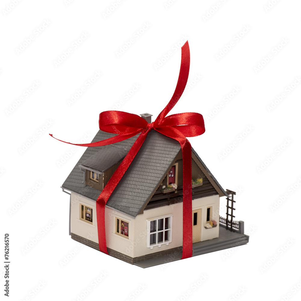 Для частного дома подарок 32
