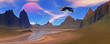 canvas print picture - Fantastic World