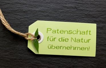 Natur - Patenschaft