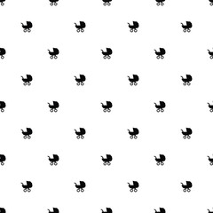 Vector seamless pattern, buggy