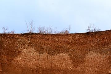 doğada erozyon