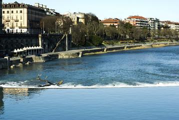 Turin, River Po